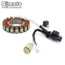 Motorcycle Magneto Stator Coil For Hisun Motors Corp USA HS750 HS700 HS500 Bennche Gray Wolf/Cowboy/ Bighorn 700 500 10-16