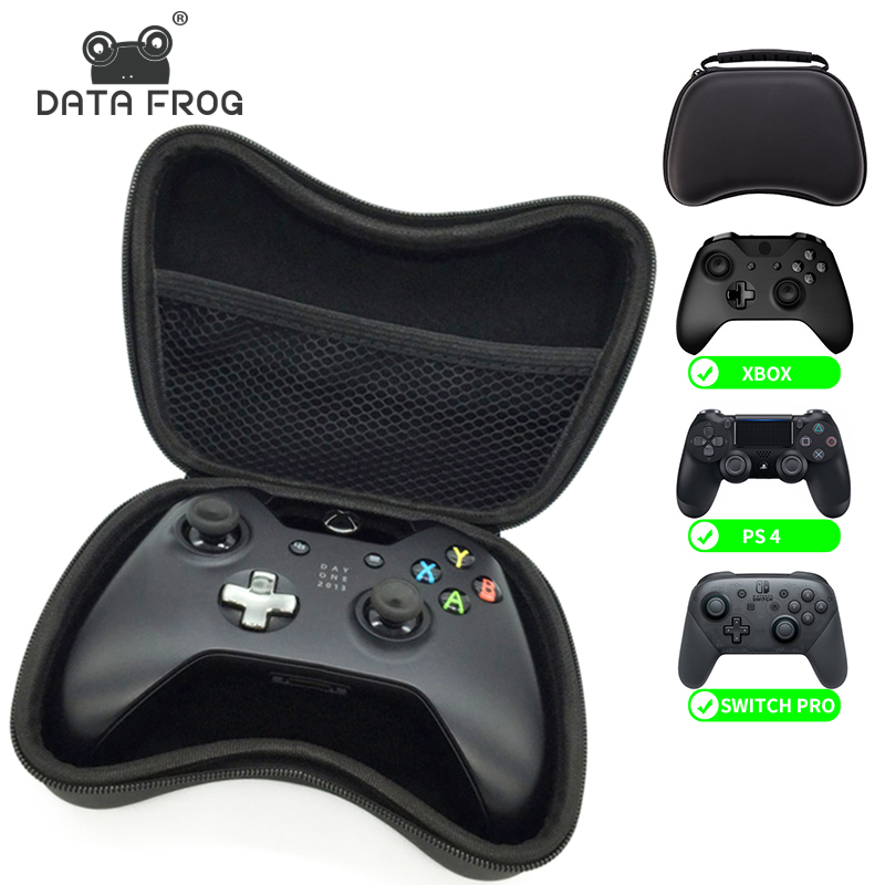 Data Frog EVA Hard Protective Case for PS4/PS4 Slim/PS4 PRO Gamepad Travel Carrying Portable Bag for XBOX One 360/PS3