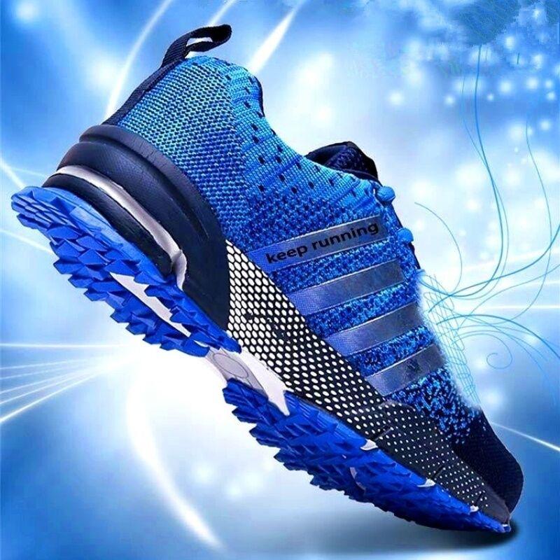 Модная мужская обувь Портативный дышащие кроссовки для бега, 46; Женская обувь большого Размеры Удобная прогулочная обувь для бега повседневная обувь 48|Повседневная обувь|   | АлиЭкспресс