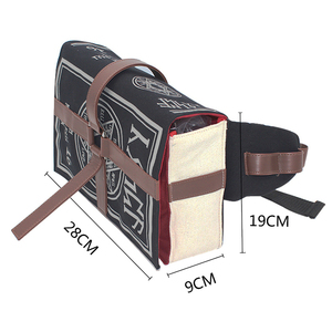 Image 3 - Gothic Magical Spell Book Messenger Crossbody Bag Gift Cosplay Adjustable for Students New