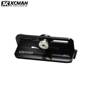 Image 2 - Xcmanアルペンスキースノーボードハードアルミレーシングサイドベベル角ファイルガイドcncメイドとクランプ装置とファイル