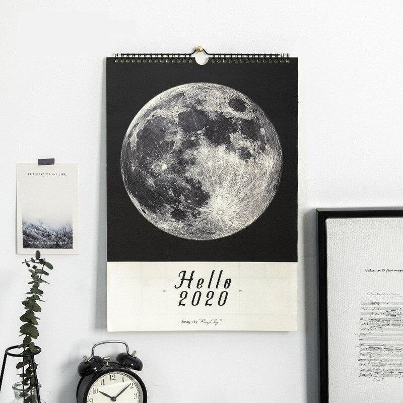 1PC Wand 2020 Kalender Agenda 365 tage Täglichen Planer Notizen Zu Tun Liste Zerreißbar Schreibtisch Kalender Dekoration Kreative Kalender