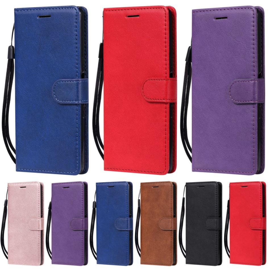 Business <font><b>Wallet</b></font> Frame For <font><b>Samsung</b></font> Galaxy A8S 2018 A20 A30 A40 A50 A70 <font><b>Leather</b></font> Fundas <font><b>M10</b></font> M20 S10 Plus Card Slot <font><b>Stand</b></font> Cover P06Z image