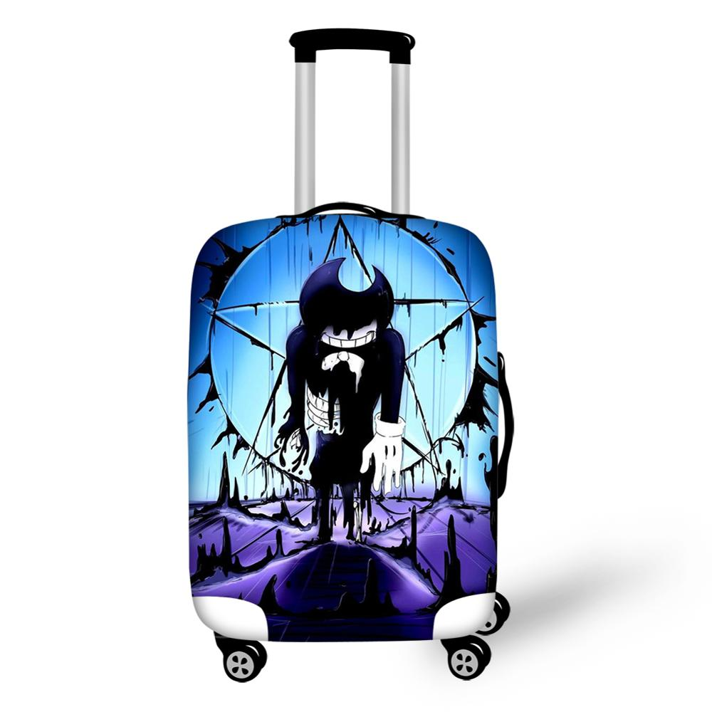 Waterproof Luggage Cover Dust Cover to 18-30 inch Suitcase Travel Suitcase Cover Stretchable Luggage Accessories Customize Image