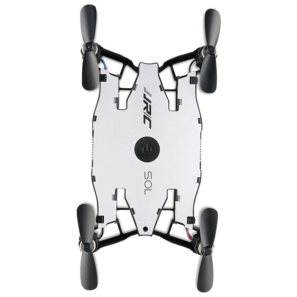 Selfie Drone JJRC H49 H49WH RC Mini Drone con 720P HD Wifi FPV Macchina Fotografica Elicottero RC Drone Una Chiave di ritorno il Mantenimento di Quota VS H37 - 4