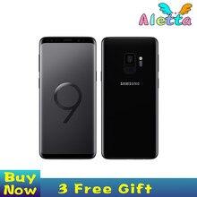 Original Samsung Galaxy S9 desbloqueado 4G LTE Smartphone Android Octa Core 5,8
