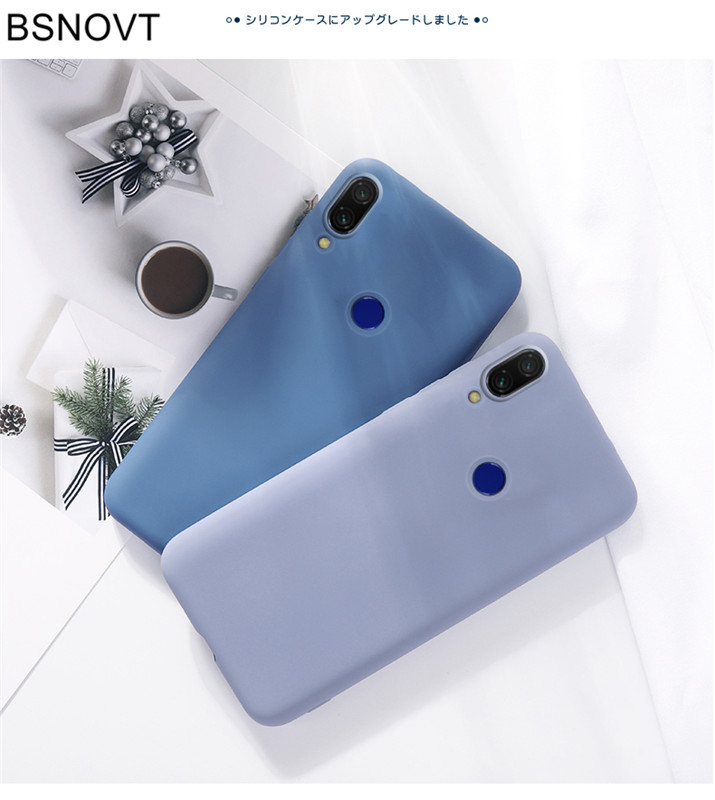 For Huawei Honor 9X Case Soft Silicone Candy Color Shockproof Cover Pro /