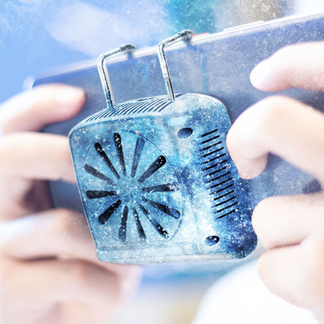 الهاتف المحمول برودة مروحة التبريد ل IOS آيفون أندرويد هواوي سامسونج الهاتف الذكي PUBG لعبة حامل لوحة التبريد