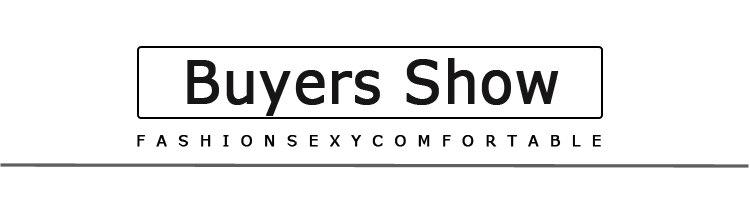 buyers show文字