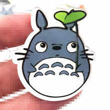 1Pcs Acrylic Badges Childhood Cartoon My Neighbor Lovely Totoro Brooch Pin Denim Pins Badge Cartoon Animal Jewelry decor Gift(China)