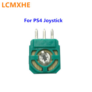 Image 2 - 10pc 3D אנלוגי ג ויסטיק פוטנציומטר חיישן מודול ציר נגדים עבור Playstation4 PS4 בקר מיקרו מתג החלפה
