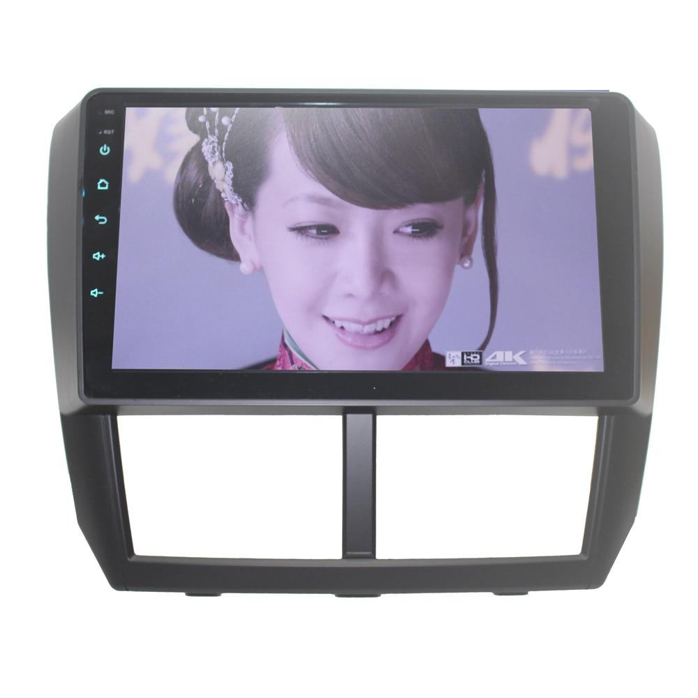 Image 4 - 4G WIFI 2G 32G Android 9.0 2 din car radio for Subaru Forester Impreza 2008 2009 2010 2011 12 car audio автомагнитола car stereoCar Radios   -