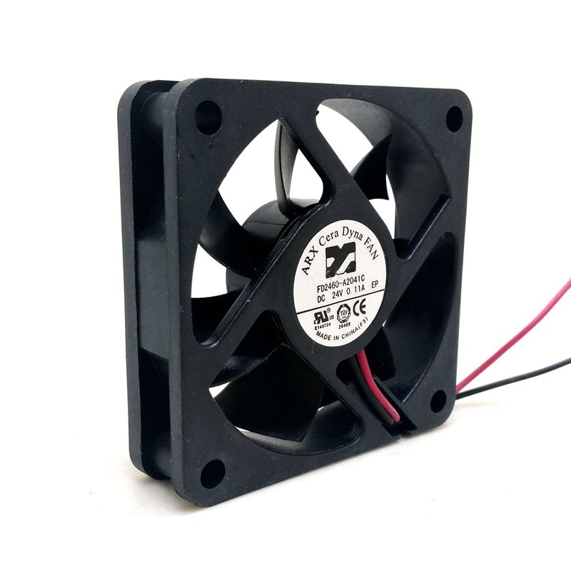 1pcs SUNON KDE2406PHV2 6015 24V 1.3W 3pin cooling Fan 60*60*15MM