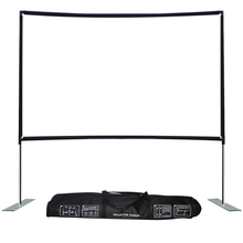 Pipe-Connection Projector-Screen Outdoor Movie Home Stable-Base 120inch-100inch Theater