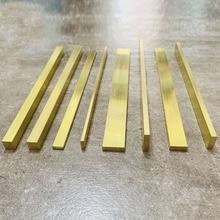 2pcs/lot 50cm Brass Strip Floor Banding Ceramic Tile Banding