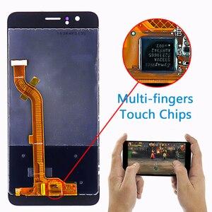 Image 2 - Für Huawei Honor 8 5,2 zoll LCD Display Touchscreen Digitizer Sensor Glas Panel Montage Für Huawei Ehre 8 FRD L19 FRD L09