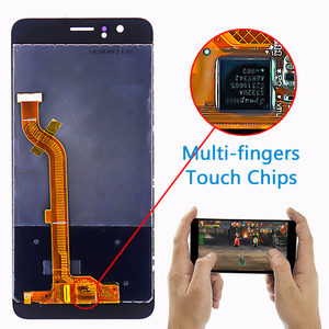 Image 2 - For Huawei Honor 8 5.2 inch  LCD Display Touch Screen Digitizer Sensor Glass Panel Assembly For Huawei Honor 8 FRD L19 FRD L09