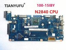 AIVP1/AIVP2 LA C771P Moederbord Voor Lenovo B50 10 100 15IBY Laptop Moederbord Met N2840 Cpu (Voor Intel Cpu) getest 100% Werken