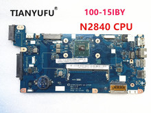 AIVP1/AIVP2 LA C771P Motherboard For Lenovo B50 10 100 15IBY Laptop motherboard with N2840 CPU (for intel cpu) tested 100% work