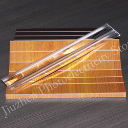 300x30mmF12mm Linear Fresnel lens Striped spot Special lighting  UV curing lamp Wall lamp Precision inspection Customizable