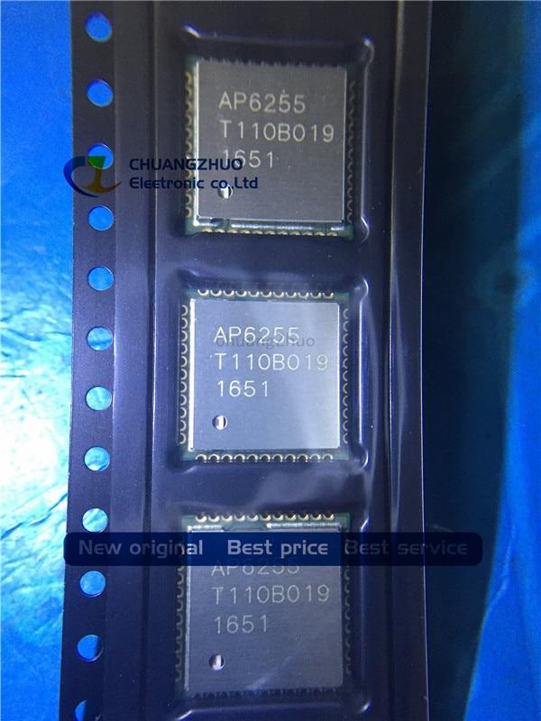 New Original  AP6255 5.0G+2.4G FM QFN44