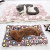 Pet Matten Verdicken Weiche Katze Bett für Hund Matte Winter Katze Matte Decke Pet Produkte Hund Bett Für Kleine Große hunde