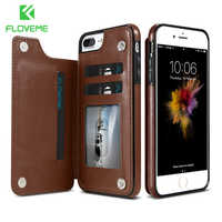 FLOVEME For iPhone 11 Pro Max Case For iPhone XR 7 6 S 8 Plus Phone Wallet Case Cover For Apple X Xs Max Capa iphon7 Coque Funda