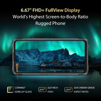 "UMIDIGI BISON GT Waterproof IP68/IP69K Helio G95 Rugged Phone 64MP AI Quad Camera 8GB+128GB 6.67"" FHD+ 33W Charger Smartphone 5"