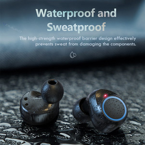 Image 5 - TWS 5.0 Bluetooth 9D Stereo Earphone Wireless Headphones IPX7 Waterproof Earphones Sport Headphones Headsets With Microphone
