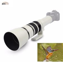 Jintu 500 мм f/63 t mount super telephoto zoom объектив камеры