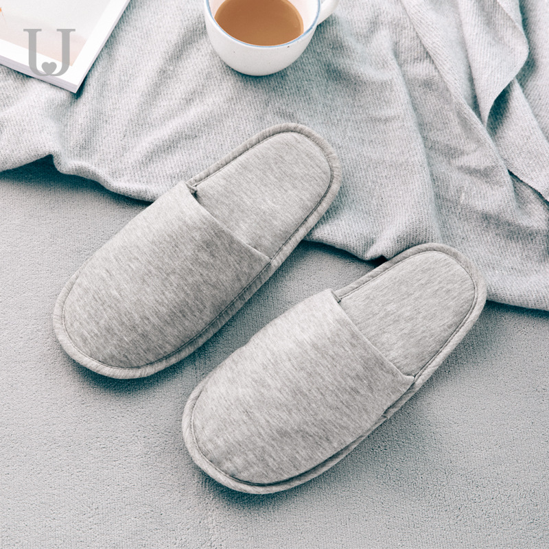 Xiaomi Jordan Judy Cotton Portable Travel Slippers Foldable Non slip Flip Flop Leather Light and breathable Warm Slippers in Smart Remote Control from Consumer Electronics