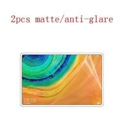Матовая защитная пленка для экрана Huawei MatePad Pro 10,8 дюйма 2019/MatePad 10,8 2020/MatePad 10,4 дюйма 2020/ M6 10,8 2019, 2 шт.