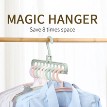 Вешалка для одежды органайзер многопортовый поддержка детей сушильные решетки для одежды пластиковый шарф кабид хранения стойки вешалки для одежды