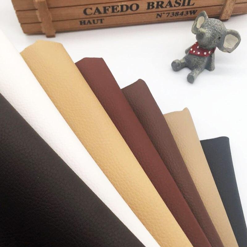 Искусственная кожа для поделок сумка Материал ткань, Искусственная кожа хорошее из искусственной кожи 50*160 см 140 см 0,5-0,8 мм Оцелот нетканого ...