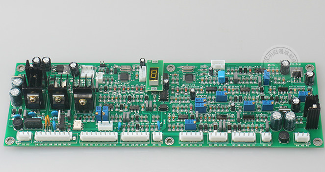 NBC NB25 NB-500/350 Gas Shielded Welder Control Board Circuit Board