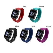Smart Watch 116 PLUS Smart Bracelet Hear