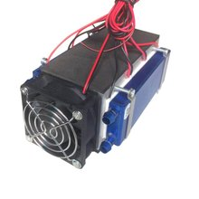 Peltier Thermoelectric Refrigerators 12V 576W 6-Chip TEC1-12706 DIY Refrigeration Air Cooling Device Thermoelectric Cooler tec1 12712 92w semiconductor refrigeration part