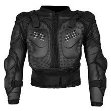 Мотоциклетная мотокросса куртка Защита тела позвоночника Грудь Защитная Мужская