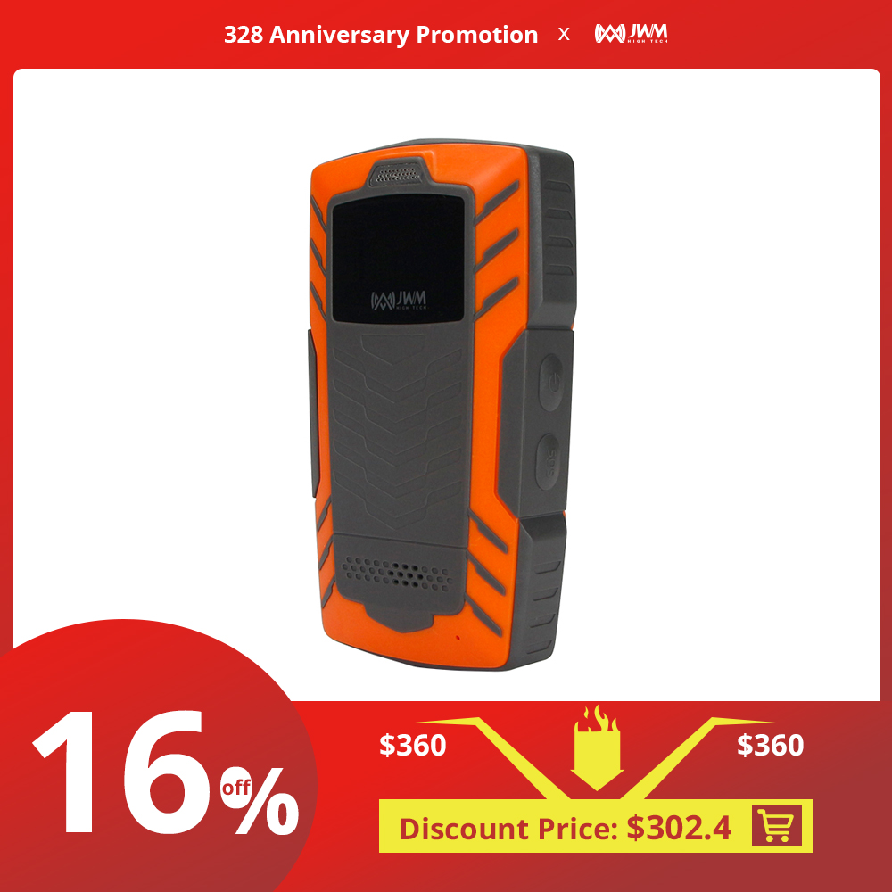 WM-5000L4 4G GPRS Real Time Web Software Security Guard Patrol Tour System With OLED Screen