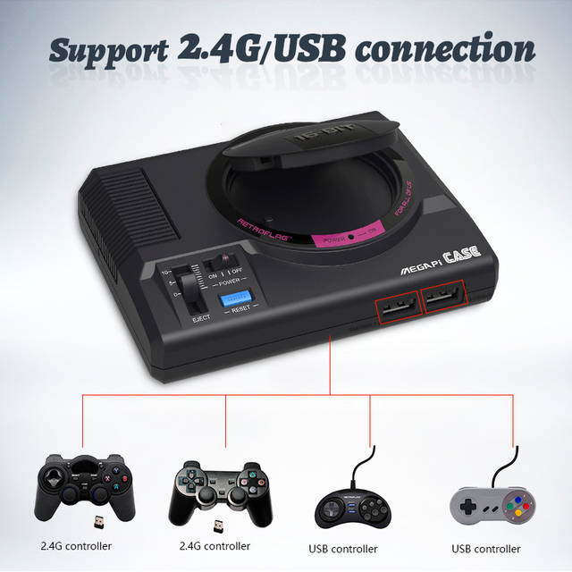 HDMI Out Family Recreation Mini Video Game Console For PS1/MAME/SNES/MEGA Built-in 50000 Retro Games With 42 Emulators 5