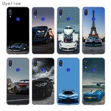 Uyellow Cool Sport Car Design Phone Case For Redmi S2 Note 4 5 6 7 4X 5A 5P 6A 7A Y3 Xiaomi A1 A2 A3 F1 8 lite 9SE Cover
