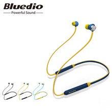 Спортивные bluetooth наушники Bluedio TN с активным шумоподавлением, беспроводная гарнитура для телефонов и музыки
