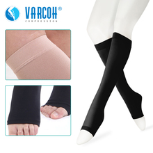 医療圧縮靴下、30 40 mmhgは最高卒業運動 & 医療男性 & 女性、ランニング、飛行、旅、静脈瘤