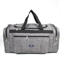 أكسفورد مقاوم للماء الرجال حقائب السفر اليد الأمتعة حقيبة سفر كبيرة الأعمال سعة كبيرة في عطلة نهاية الأسبوع واق من المطر حقيبة السفر