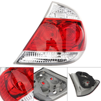 1 Pc Waterproof Durable Tail Light Right Side RH Reuse Stock Bulbs Red Lens 81561-8Y004-B Fit for Toyota  ACV30 Cars