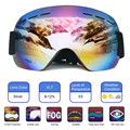 NEW Snowboard Ski Goggles Gear Skiing Sport Adult Glasses Anti-fog UV Dual Lens