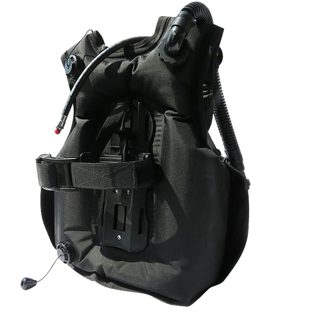 Diving BCD Buoyancy Control Compensator Vest Lift Capacity 38.2lbf - 40.3lbf