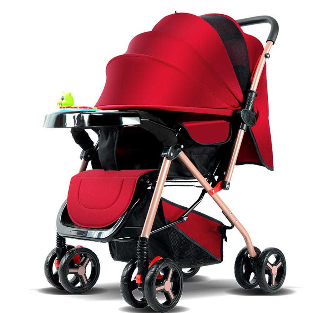 Bébé poussette Ultra-léger Portable pliable marchandises qualité avec cadeau qualité service livraison gratuite nouveau-né poussette
