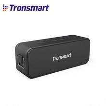 Tronsmart-Altavoz con Bluetooth 5.0, barra de sonido IPX7 impermeable 20W con MicroSD, TWS, NFC