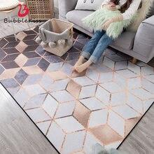 2020 современные мягкие ковры из синели для гостиной скандинавские